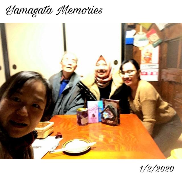 Asadora, Yamagata, dan Perempuan di Rumah Zaman Dahulu Kala (81565)