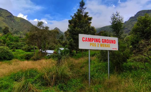 Apa Kabar Gunung Merbabu, Benarkah Akan Segera Dibuka untuk Pendakian? (8500)