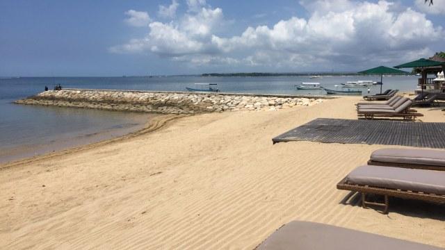 Kasus Ibu Diusir Satpam, Dispar Kota Denpasar Tegaskan Tak Ada Private Beach (437692)