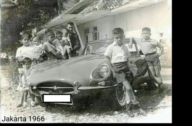 Crazy Rich Sudah Ada Sejak 1960-an, Mobilnya Jaguar yang Kini Harganya Miliaran (287473)