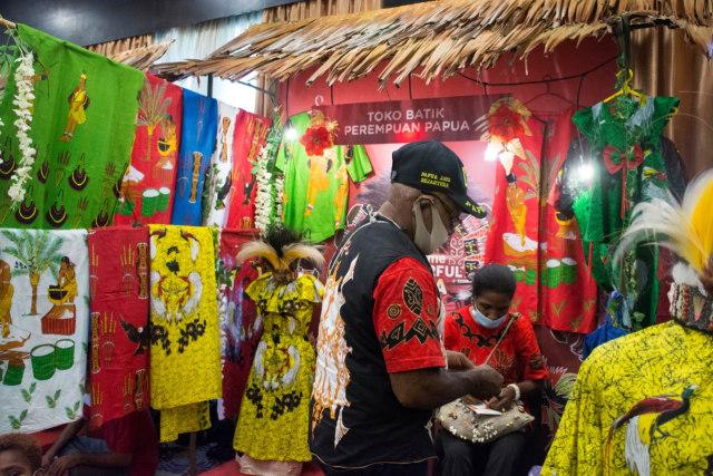 Batik Papua Makin Eksis, Begini Faktanya! (513177)