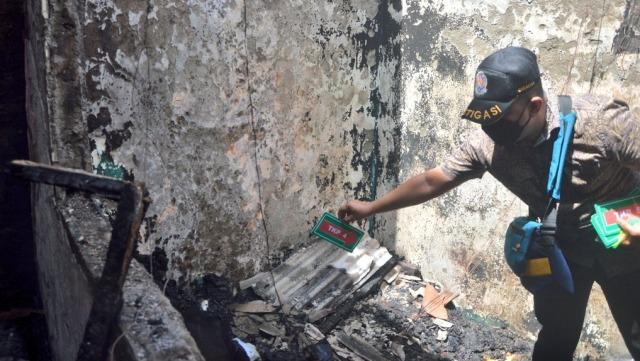 Damkar DKI: Motor Diduga Penyebab Kebakaran di Matraman Sedang Diperbaiki (62428)