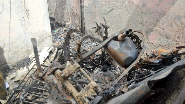 Damkar DKI: Motor Diduga Penyebab Kebakaran di Matraman Sedang Diperbaiki (62427)