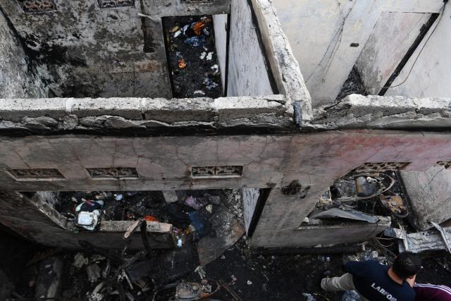 4 Fakta Kebakaran di Matraman yang Tewaskan 10 Orang (462454)