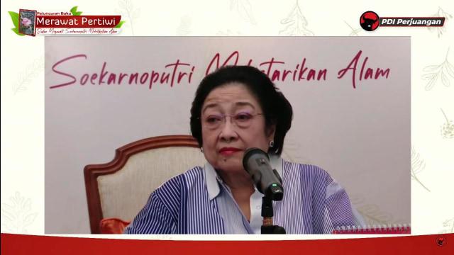 Kini Megawati Rangkap Jabatan Ketua Dewan Pengarah BPIP dan BRIN (323077)