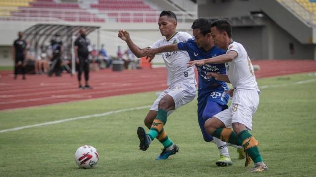 3 Pemain PSIS yang Tampik Apik saat Hantam Arema di Piala Menpora (27462)
