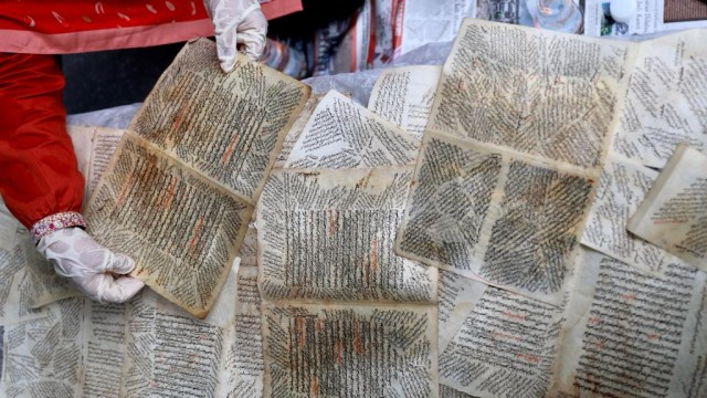 Merawat Manuskrip Kuno Aceh, Menjaga Harta Warisan Abad ke-16 (460961)