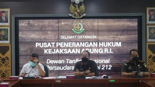 Kejagung: Tim Hukum Habib Rizieq Minta Maaf soal Insiden Penolakan Sidang Online (949613)