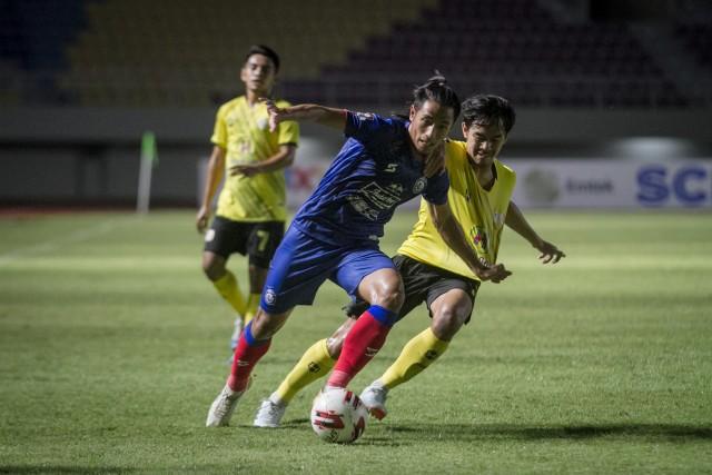 Presiden Arema FC Pastikan Guyur Bonus di Tiap Laga Piala Wali Kota Solo (12560)