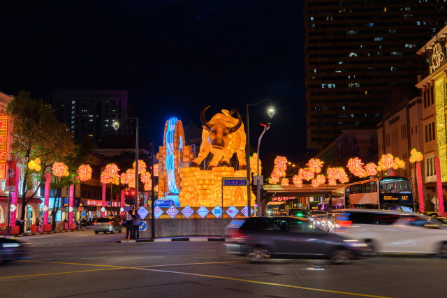Kemeriahan hingga Kuliner Lezat khas Imlek di Chinatown Chinese New Year 2021 (254566)