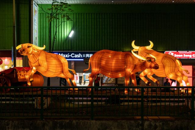 Kemeriahan hingga Kuliner Lezat khas Imlek di Chinatown Chinese New Year 2021 (254567)