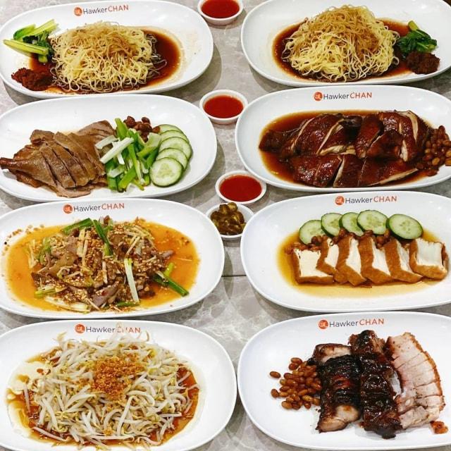 Kemeriahan hingga Kuliner Lezat khas Imlek di Chinatown Chinese New Year 2021 (254568)