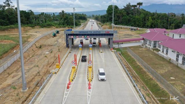 Dalam 3 Hari, 186 Ribu Kendaraan Melintas di Tol Trans Sumatera (122425)
