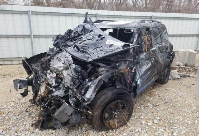 Bekas Tabrakan, Mobil Ford Ini Malah Jadi Rebutan (82071)