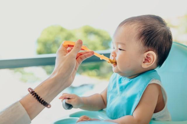 Jumlah Kalori yang Dibutuhkan Bayi dari MPASI (40692)