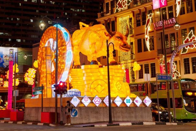 Serunya Nonton Virtual Chinatown Festival Singapore 2021 (217164)