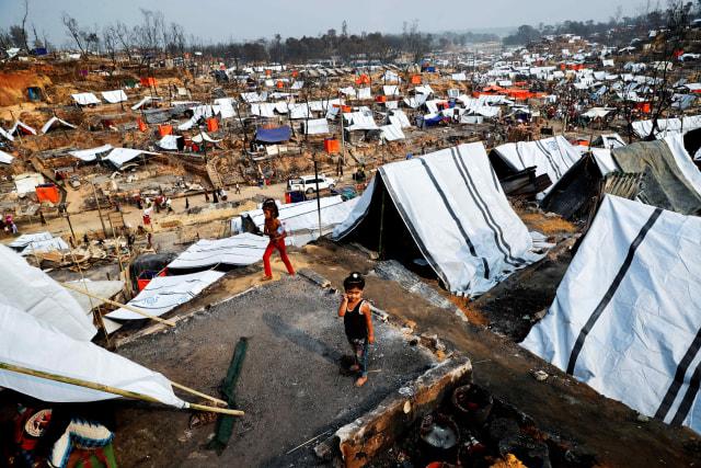850 Ribu Pengungsi Rohingya di Bangladesh Bakal Divaksin COVID-19 (1010347)
