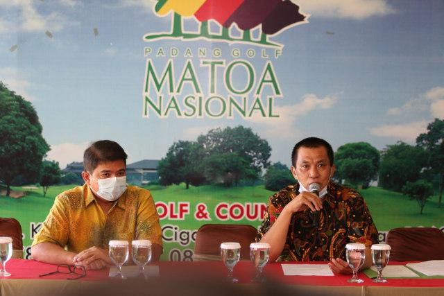 Sengketa Hak Kelola Lapangan Golf, Pengelola Gugat Induk Koperasi TNI AU (1019529)