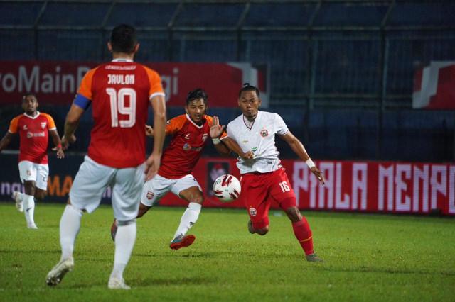 Hasil Piala Menpora: Diwarnai Gol Penalti, PSM Melaju ke 8 Besar (830608)