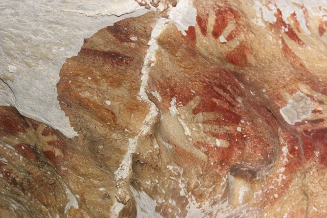 Estafet Visual dari Dinding Gua ke Dinding Kota  (271211)