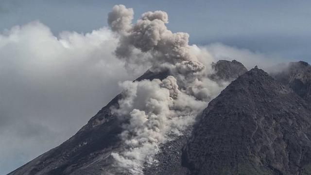 Tipe Erupsi Merapi, Letusan Khas Salah Satu Gunung Teraktif di Dunia (52674)