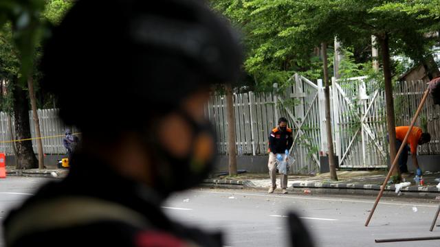 Kominfo Hapus Ratusan Konten Bom Gereja Katedral Makassar di Medsos (381771)