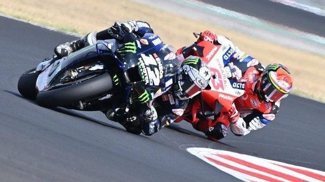 Yamaha YZR-M1 Asapi Ducati Desmosedici di GP Qatar, Ini Spesifikasi Keduanya (371194)