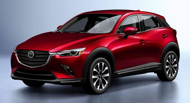 Mazda CX-3 1.5 Liter Meluncur, Harga Lebih Murah Rp 114,5 juta! (237388)