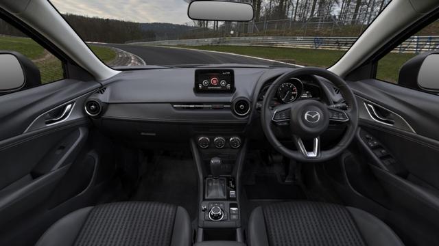 Mazda CX-3 1.5 Liter Meluncur, Harga Lebih Murah Rp 114,5 juta! (237390)