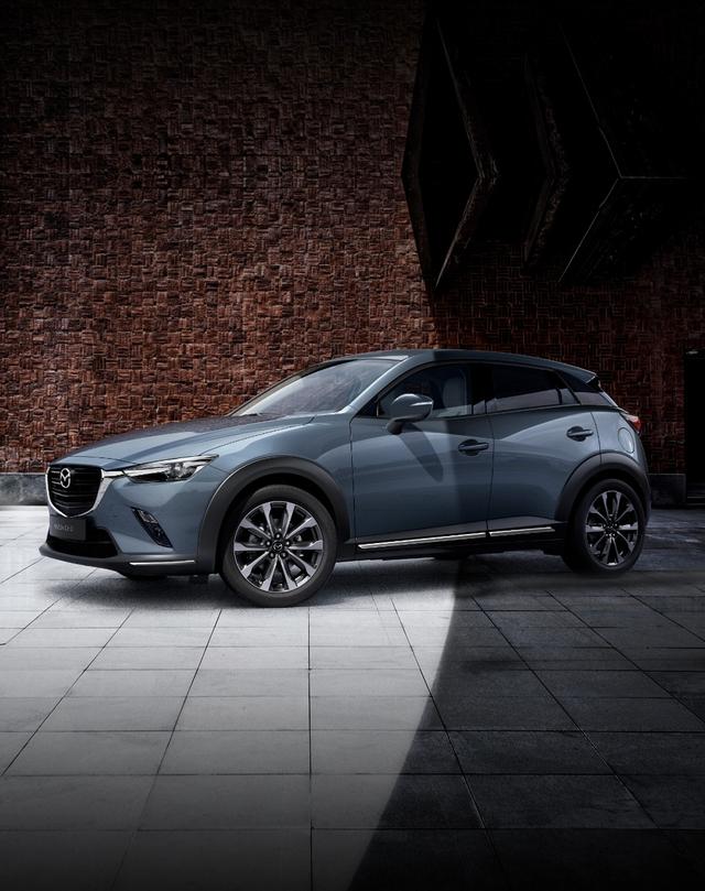 Berita Menarik: Mazda CX-3 1.5 Liter Meluncur; 3 Tips Memilih Ban untuk Harian (488870)