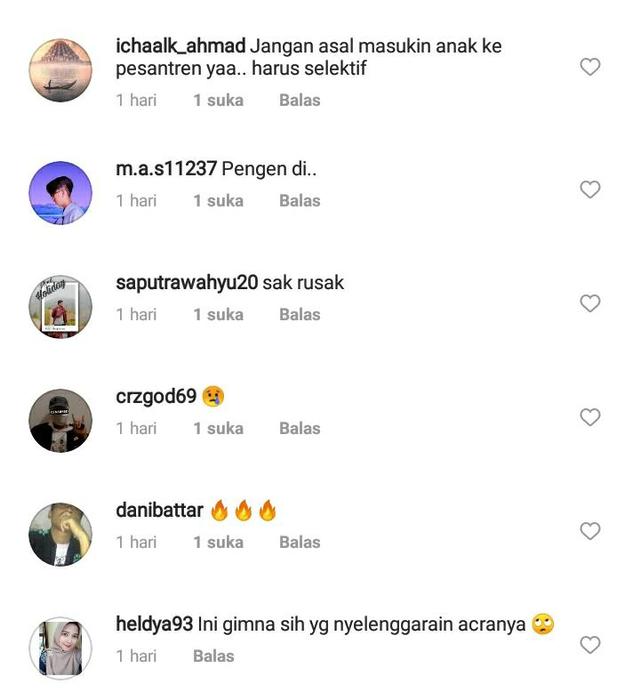 Viral Remaja Joget TikTok di Acara Haflatul Imtihan Pesantren (1023016)