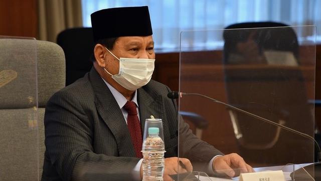 Jubir Menhan: Prabowo Minta Personel Denwalsus Sempurna Secara Fisik  (305652)