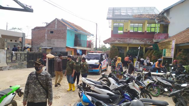 2 Sekolah dan 20 Hektar Sawah Juga Rusak Akibat Puting Beliung di Cimenyan (66194)