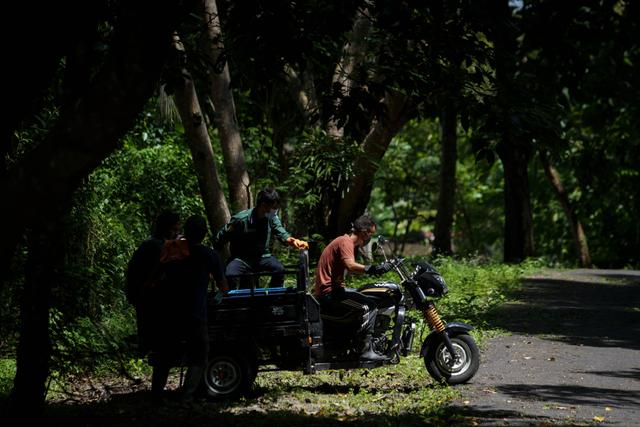 Foto: Rehabilitasi Satwa di Tengah Pandemi (46610)
