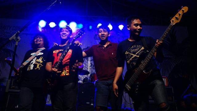 Kwartet Rock dari Bali 'MR HIT' Luncurkan Single Terbaru (9087)