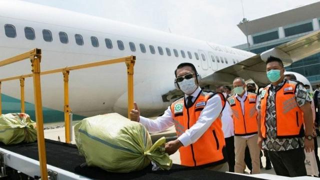 Kerja Sama dengan GMF, Bandara Kertajati Siapkan Fasilitas Maintenance Pesawat (76121)
