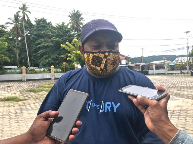 Ketua Klasis GKI Kaimana Imbau Umat Tetap Jaga Toleransi (364051)
