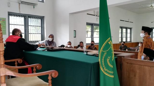 Kasus Warga Slawi Komentari Gibran, Polisi Mohon Pengadilan Tolak Praperadilan (781193)