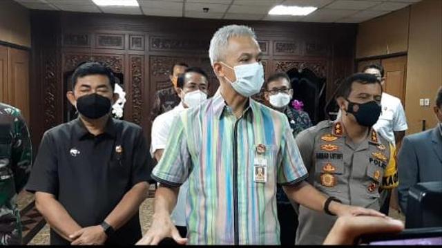 Ganjar Instruksikan Bupati-Wali Kota Siapkan Isolasi Terpusat untuk Pemudik (390826)