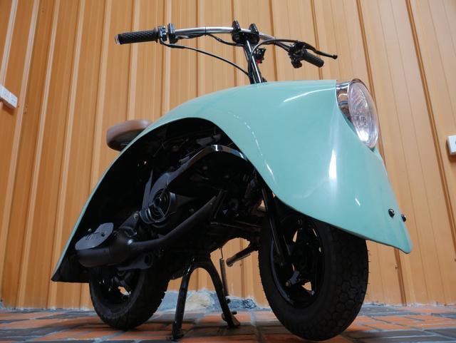 Modal Rp 15 Juta, Modifikasi Yamaha Fino Ini Dijamin Bikin Pangling! (134820)