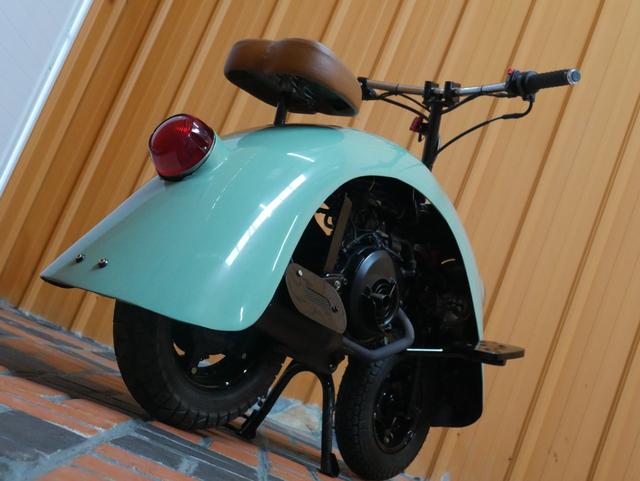 Modal Rp 15 Juta, Modifikasi Yamaha Fino Ini Dijamin Bikin Pangling! (134822)