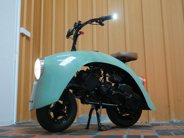 Modal Rp 15 Juta, Modifikasi Yamaha Fino Ini Dijamin Bikin Pangling! (134821)