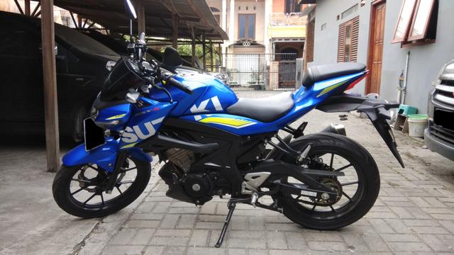 Pilihan Motor Sport Bekas, Ada yang Semurah Honda BeaT! (4042)