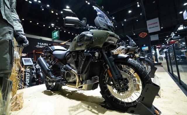 Spesifikasi Harley-Davidson Pan America Versi Thailand, Kapan Indonesia? (29642)