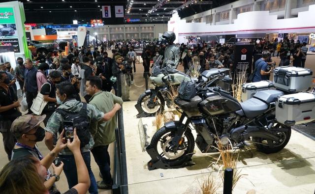 Spesifikasi Harley-Davidson Pan America Versi Thailand, Kapan Indonesia? (29647)