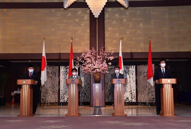 Menimbang Prospek Kerja Sama Militer Indonesia dan Jepang (145746)