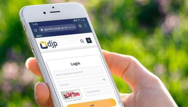 Hari Terakhir, Ini Cara Lapor SPT Online Melalui DJP Online (167457)