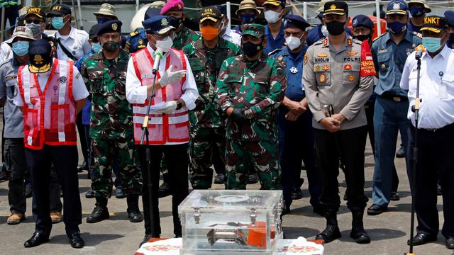 Setelah Sampai di KNKT, Akan Diapakan CVR Sriwijaya Air? (159346)