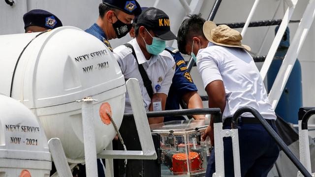 CVR Sriwijaya Air SJ 182 Ditemukan di Hari Terakhir Operasi (153953)
