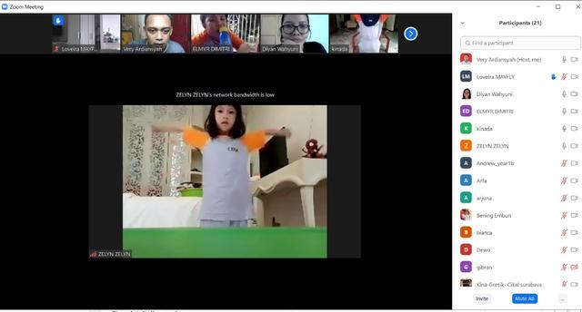 Cara Cikal Surabaya Menjaga Kebugaran Siswa Saat Sekolah Online (4061)